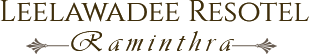 ลีลาวดี รีโซเทล รามอินทรา Leelawadee Resotel (Raminthra) Logo